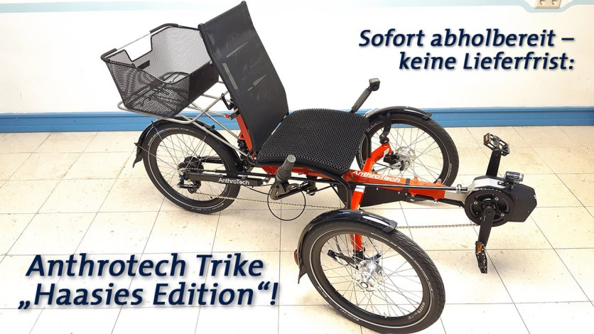 "Anthrotech Trike ""Haasies Edition"""
