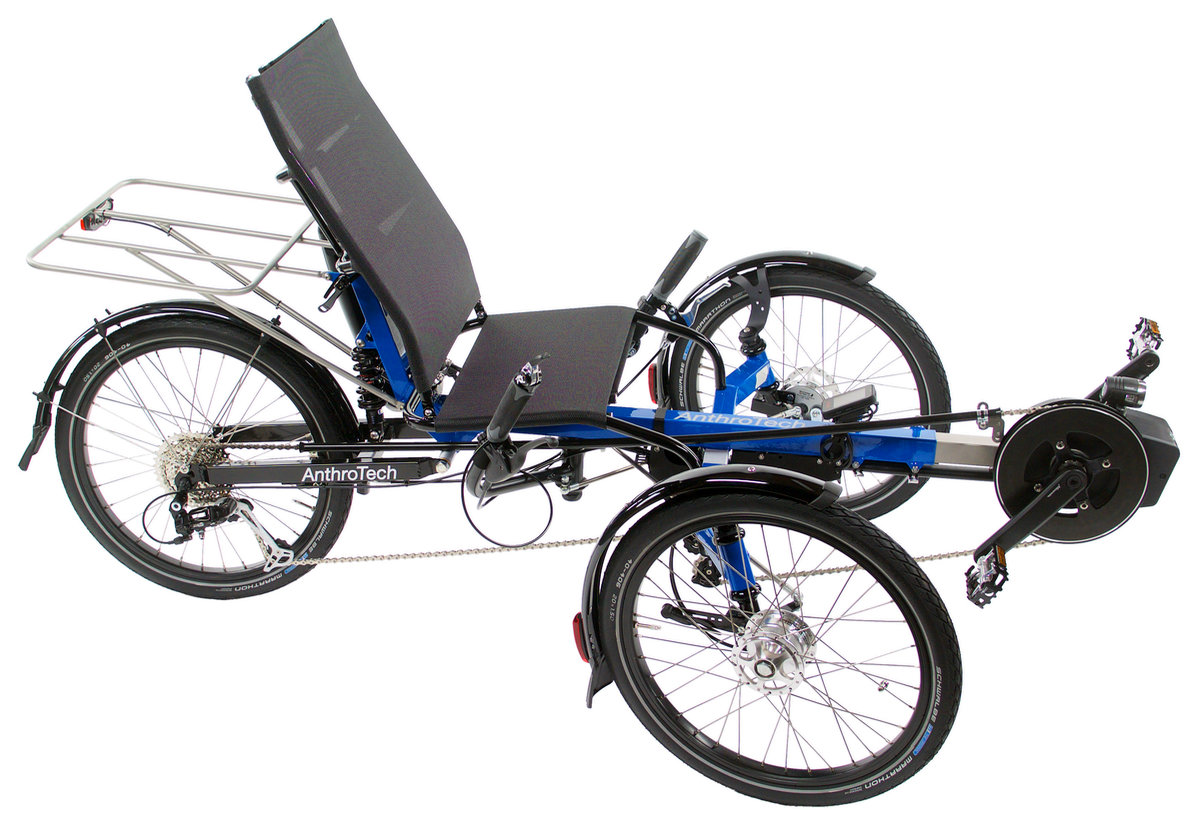 Anthrotech Trike Pedelec